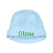 Claire Glitter Gel baby hat