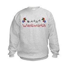 Wentworth, Christmas Sweatshirt