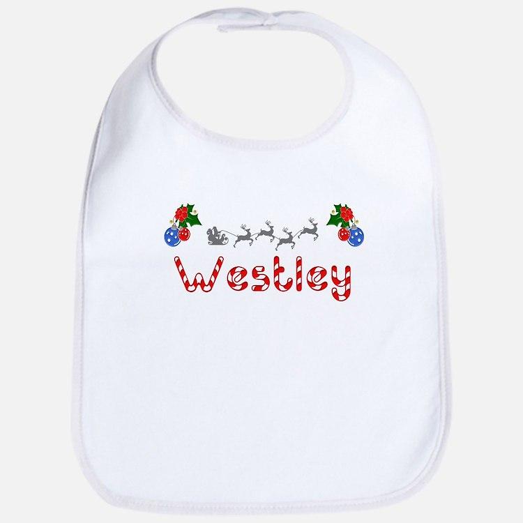 Westley, Christmas Bib