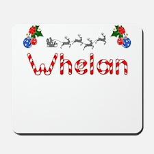 Whelan, Christmas Mousepad