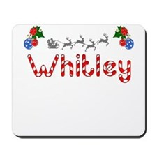 Whitley, Christmas Mousepad
