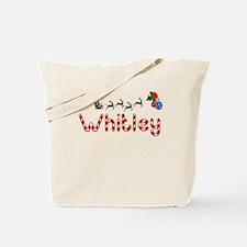 Whitley, Christmas Tote Bag