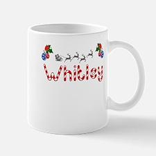 Whitley, Christmas Mug