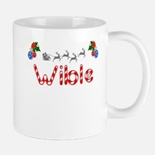 Wible, Christmas Mug
