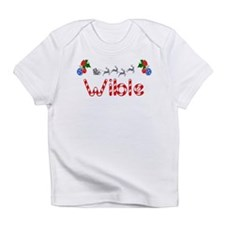 Wible, Christmas Infant T-Shirt