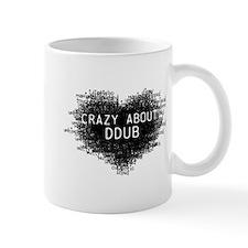 CrazyAboutDdubLight.png Mug