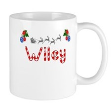 Wiley, Christmas Mug