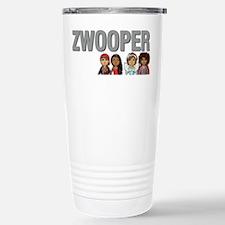 Zwooper Logo Travel Mug