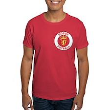 Norway retro football shirt