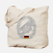 West German Paratrooper Tote Bag