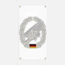 West German Paratrooper Banner