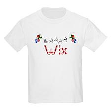 Wix, Christmas T-Shirt