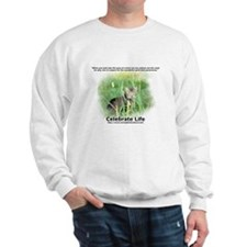 The Feral Cat Spirit Sweatshirt