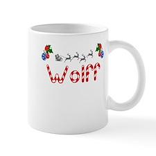 Wolff, Christmas Mug