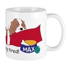 Dog Tired Mug