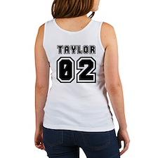 TAYLOR JERSEY 00 Women's Tank Top