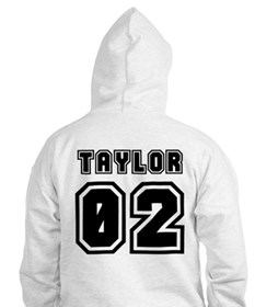 TAYLOR JERSEY 00 Hoodie
