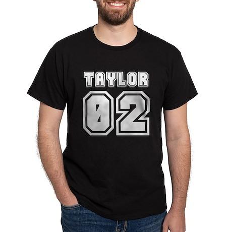 TAYLOR JERSEY 00 Dark T-Shirt