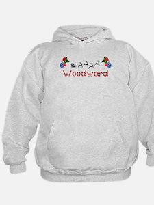 Woodward, Christmas Hoodie
