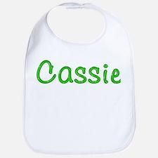 Cassie Glitter Gel Bib