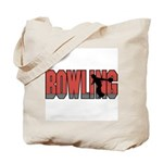 Bowling Nuts Tote Bag