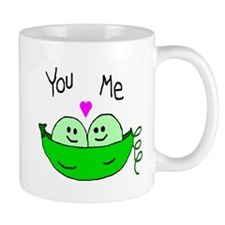 peas in a pod Mugs