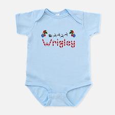 Wrigley, Christmas Infant Bodysuit
