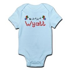 Wyatt, Christmas Infant Bodysuit