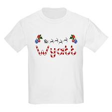 Wyatt, Christmas T-Shirt