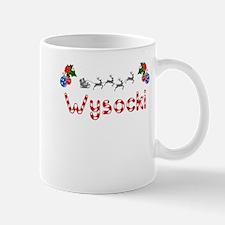 Wysocki, Christmas Mug