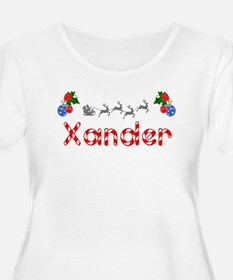 Xander, Christmas T-Shirt