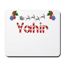 Yahir, Christmas Mousepad