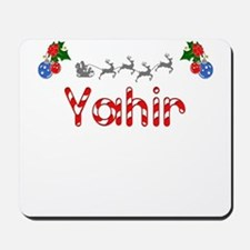 Yahir, Christmas Mousepad