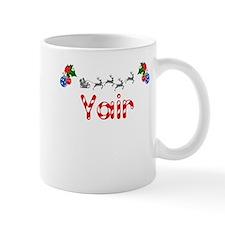 Yair, Christmas Mug