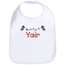 Yair, Christmas Bib