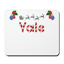 Yale, Christmas Mousepad