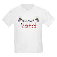 Yard, Christmas T-Shirt