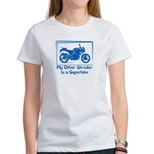My other stroller is a superbike T-Shirt