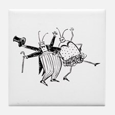 DanceBug Tile Coaster