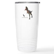 Aucasaurus Travel Mug