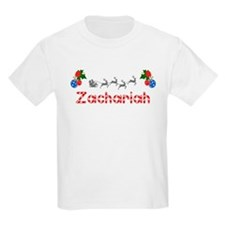 Zachariah, Christmas T-Shirt