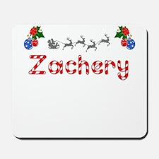 Zachery, Christmas Mousepad