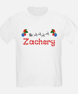 Zachery, Christmas T-Shirt