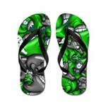 Greenwave Spirit Flip Flops