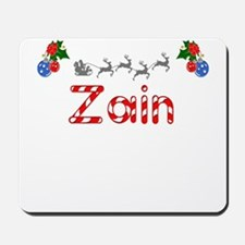 Zain, Christmas Mousepad