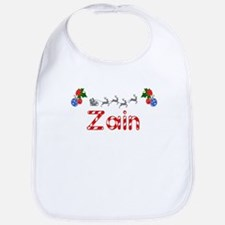 Zain, Christmas Bib