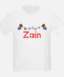 Zain, Christmas T-Shirt