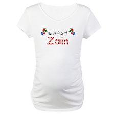 Zain, Christmas Shirt
