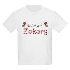 Zakary, Christmas T-Shirt