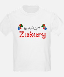 Zakary, Christmas T-Shirt